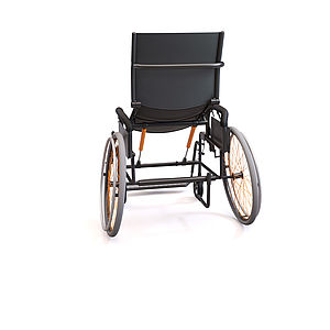 Wheelchairs with SUSPA products