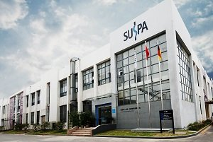 Subsidiary SUSPA (Nanjing) Co. Ltd., Nanjing, China