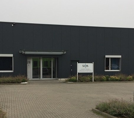Sales Office, Kleve, Germany
